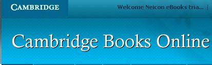 Cambridge Books Logo