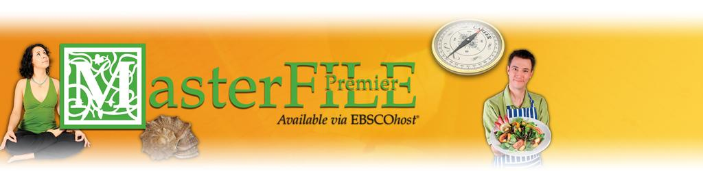 EBSCO Master File Logo